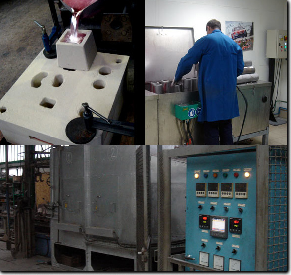 Fabrication aluminium Procedes